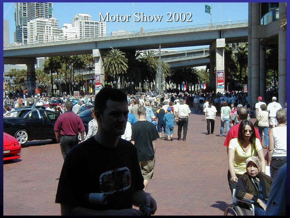 Motor Show 2002
