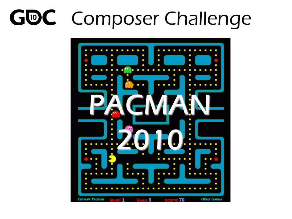 PACMAN2010 Composer Challenge