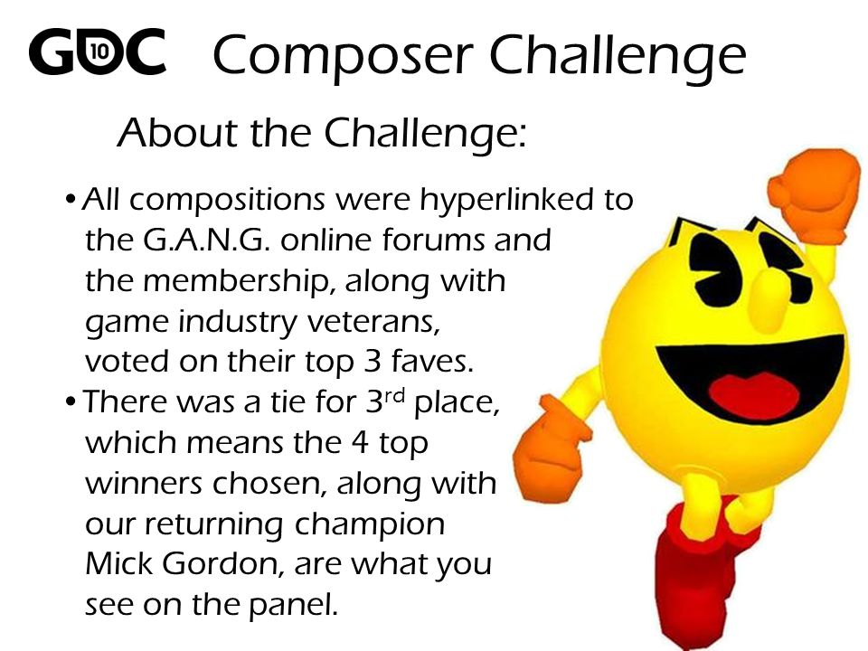 About the Challenge: All compositions were hyperlinked to the G.A.N.G.