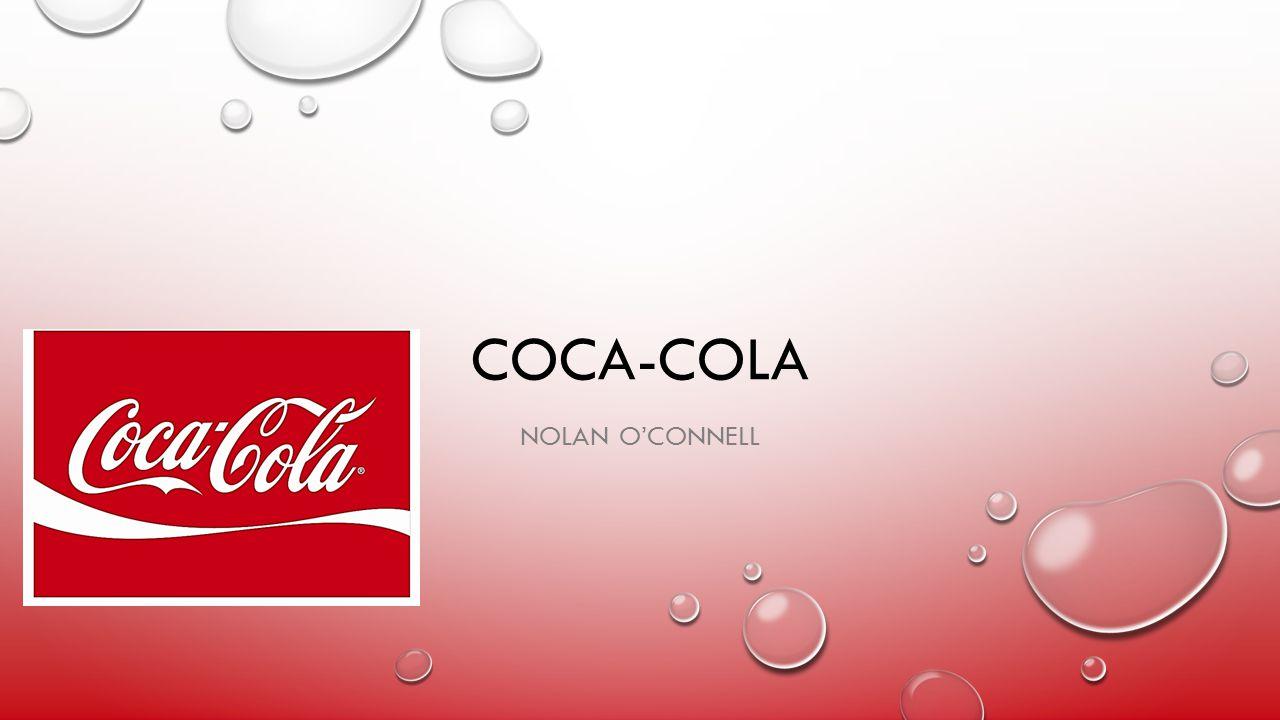 COCA-COLA NOLAN O'CONNELL