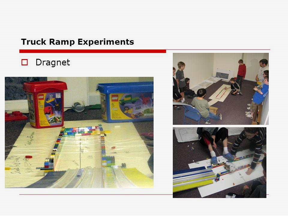 Truck Ramp Experiments  Dragnet