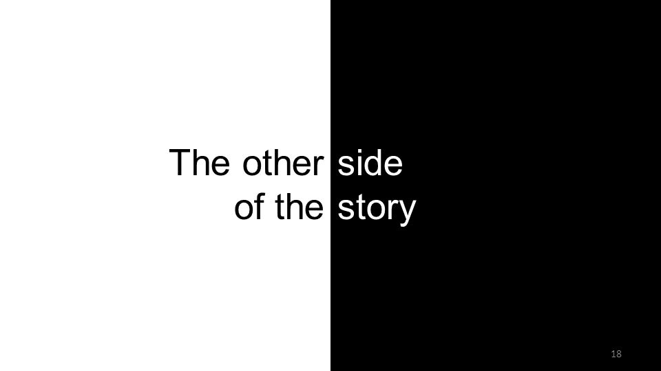 The other of the side story 18