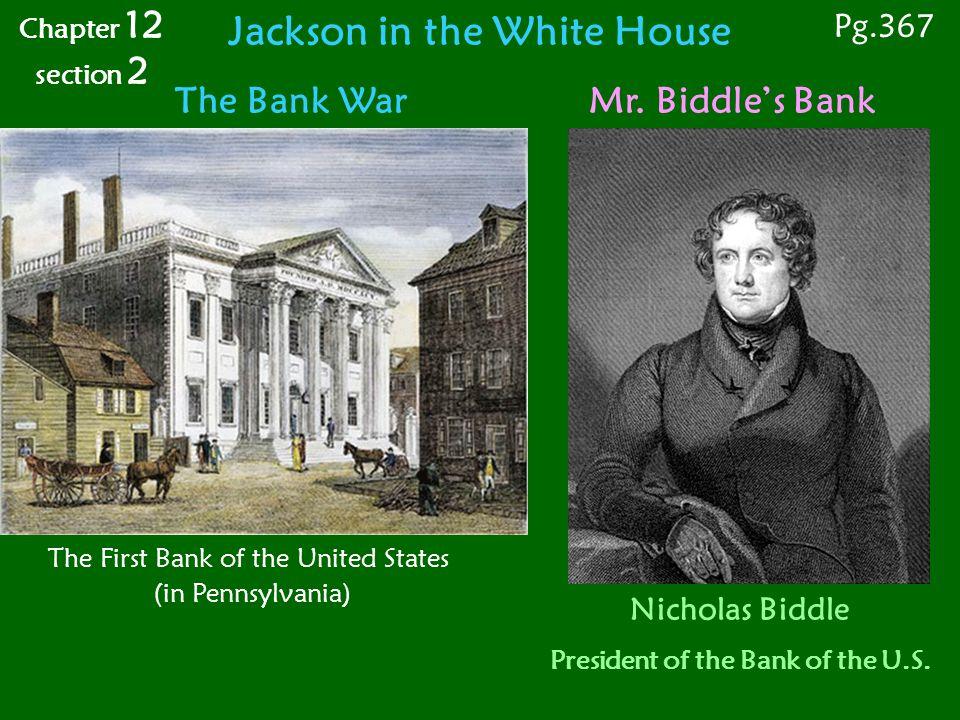 The Bank War Mr.