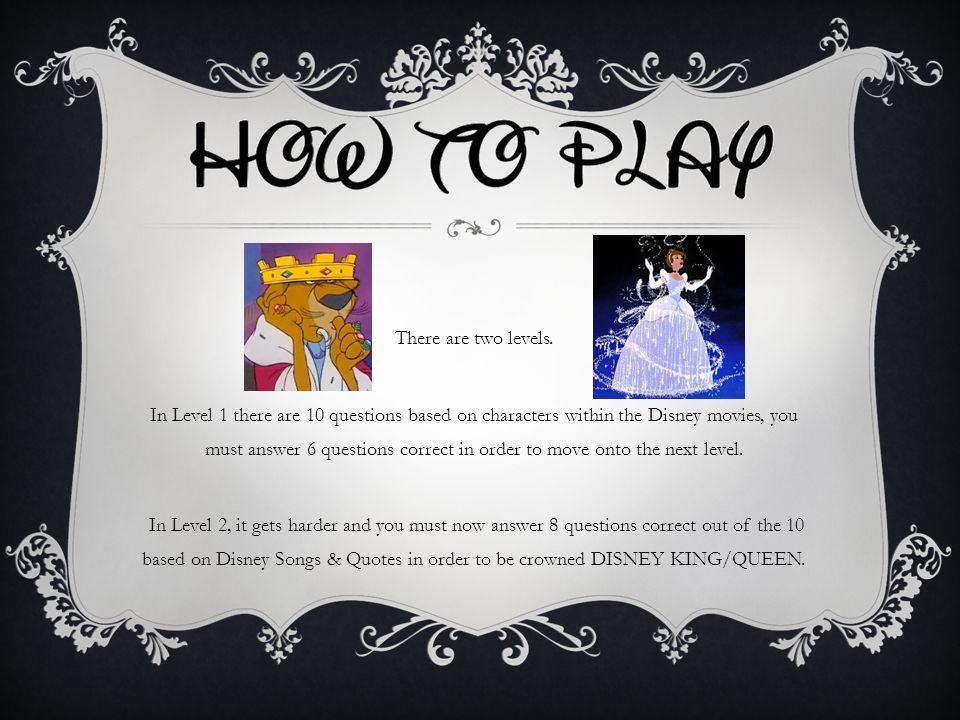  Cinderella Cinderella  Pinocchio Pinocchio  Troy Bolton Troy Bolton Score Question 7 4 Exit