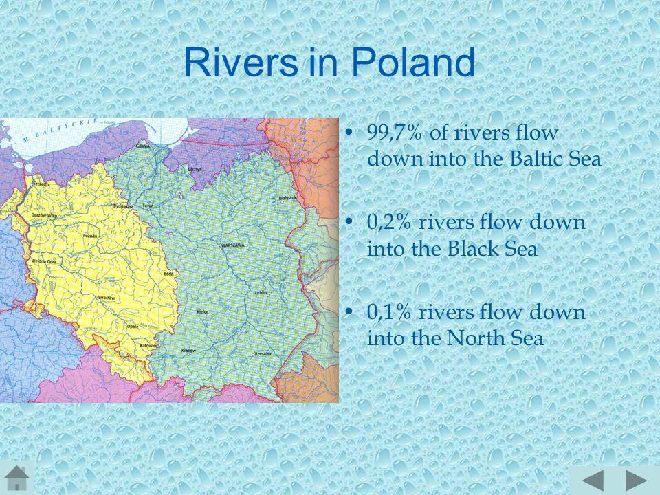 Coastal waters Two big gulfs of Baltic Sea belong to coastal waters in Poland:  Gdańska (with Pucka Gulf and Wiślany Gulf)  Pomorska (with Szczeciński Gulf)