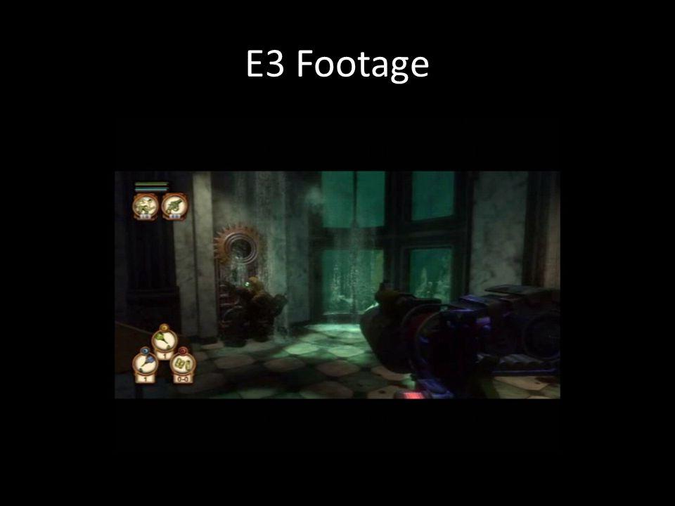 E3 Footage