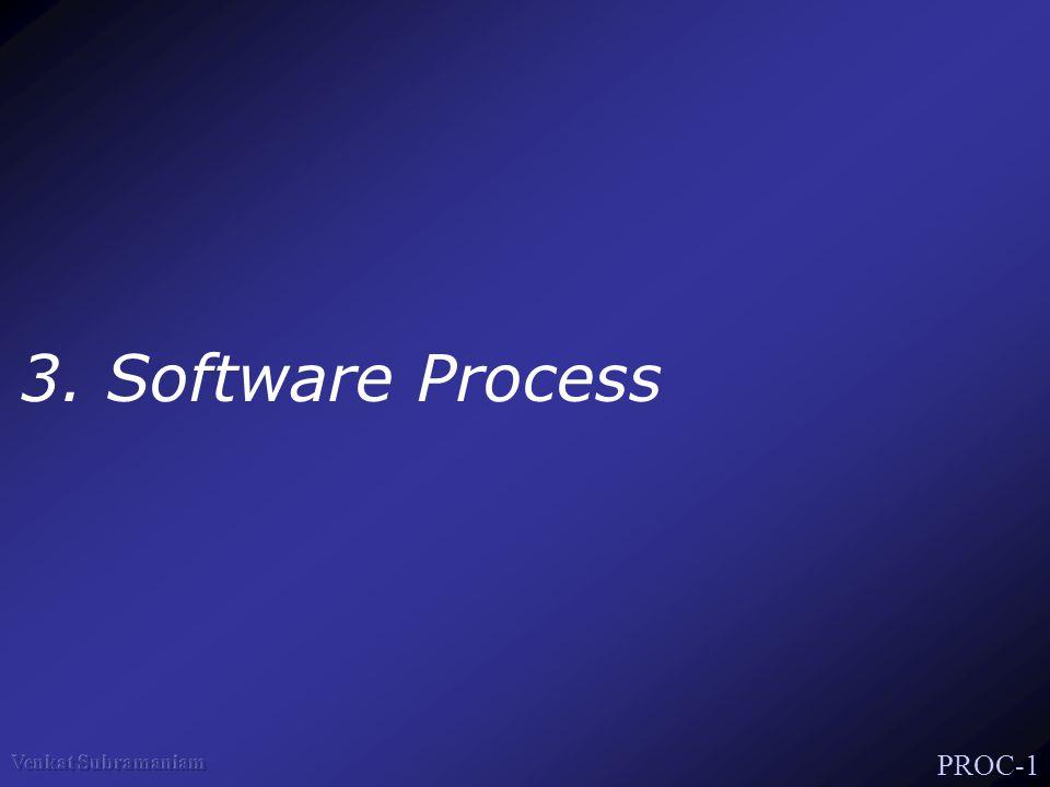 PROC-1 3. Software Process