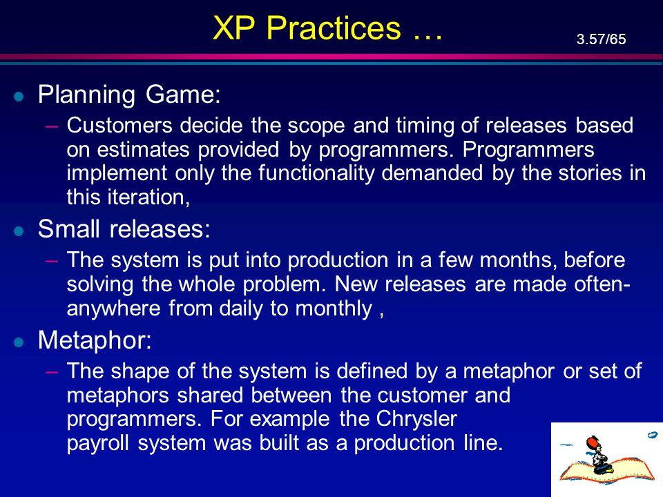 3.56/65 XP (Cont'd) …