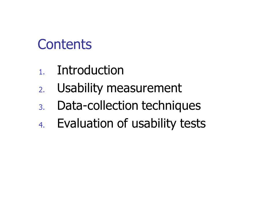 Why realistic tasks? Find usability problems of significance to task performance