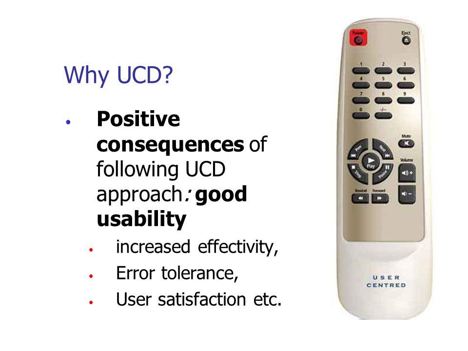 Why UCD.