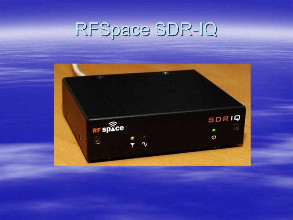 RFSpace SDR-IQ