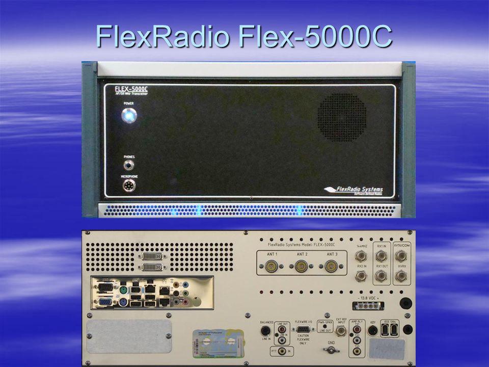 FlexRadio Flex-5000C