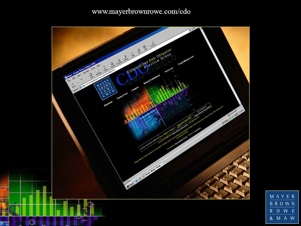 www.mayerbrownrowe.com/cdo
