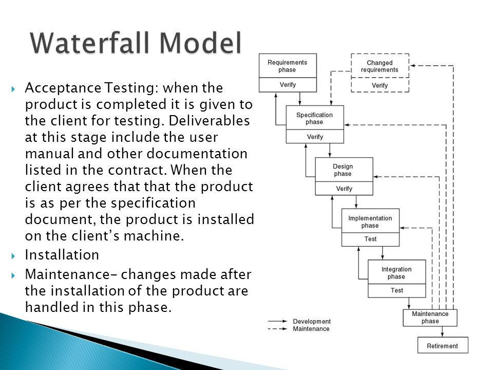  If a product has too many builds, then at each stage, considerable time is spent in the integration testing of only a small amount of additional functionality.
