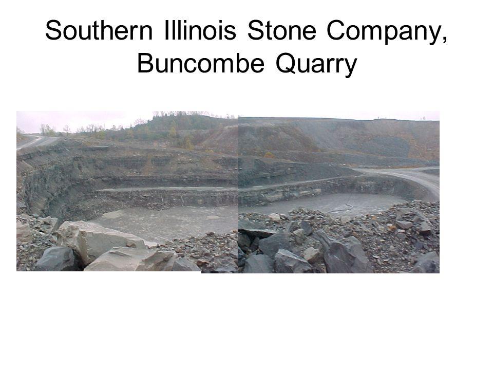 Southern Illinois Stone Company, Buncombe Quarry