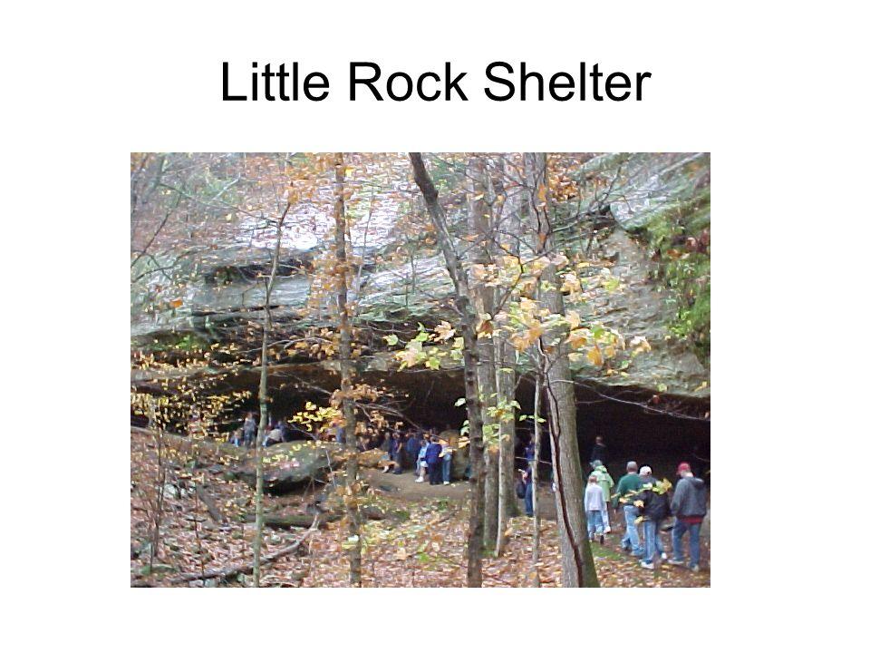 Little Rock Shelter