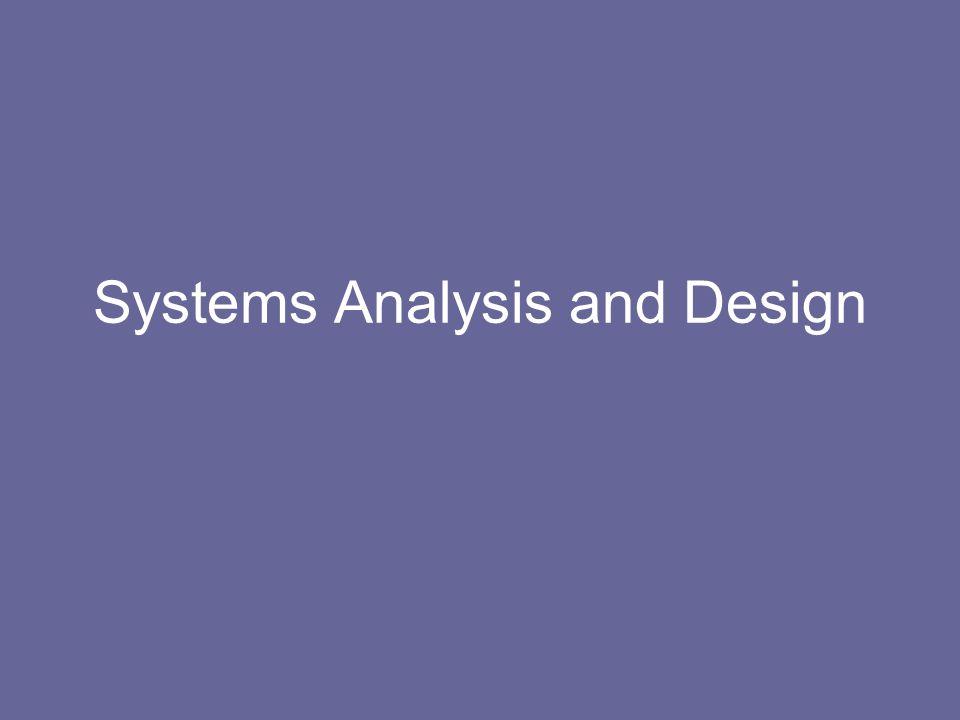 Alternative 1 Analysis Design Code Test (Gane and Sarson, 1979)