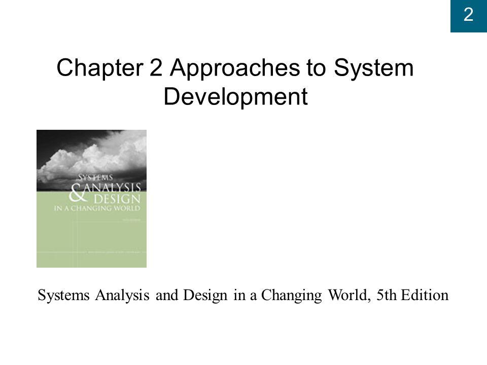 2 Iteration of System Development Activities 12 Figure 2-7