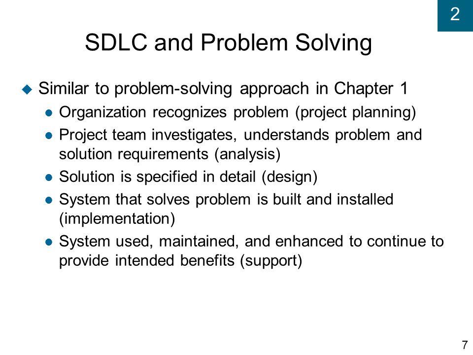 2 Waterfall Approach to the SDLC 8 Figure 2-4