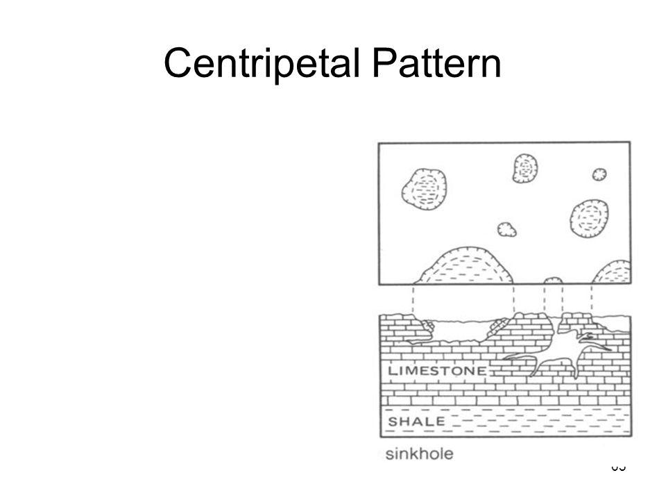 65 Centripetal Pattern