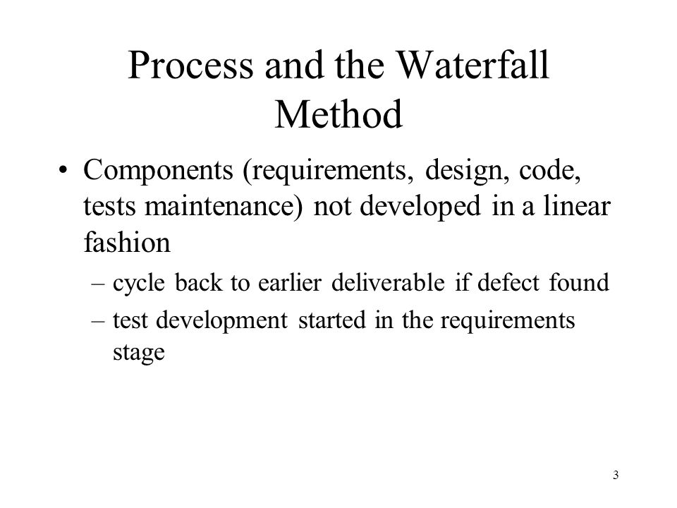 4 Rational Unified Process Multiple iterations: –Development cycle: a release for each iteration –Iteration phases: Inception, Elaboration, Construction, Transition –Phase activities: Business Modeling, Requirements, Design, Implementation, Test, Deployment, Configuration & Change, Project Management, Environment (tools, process design)