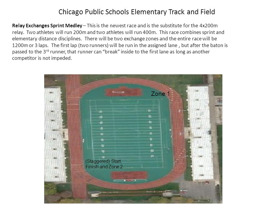 Chicago Public Schools Elementary Track and Field Clerking Area – the clerking area is where athletes check in just before they run their race.