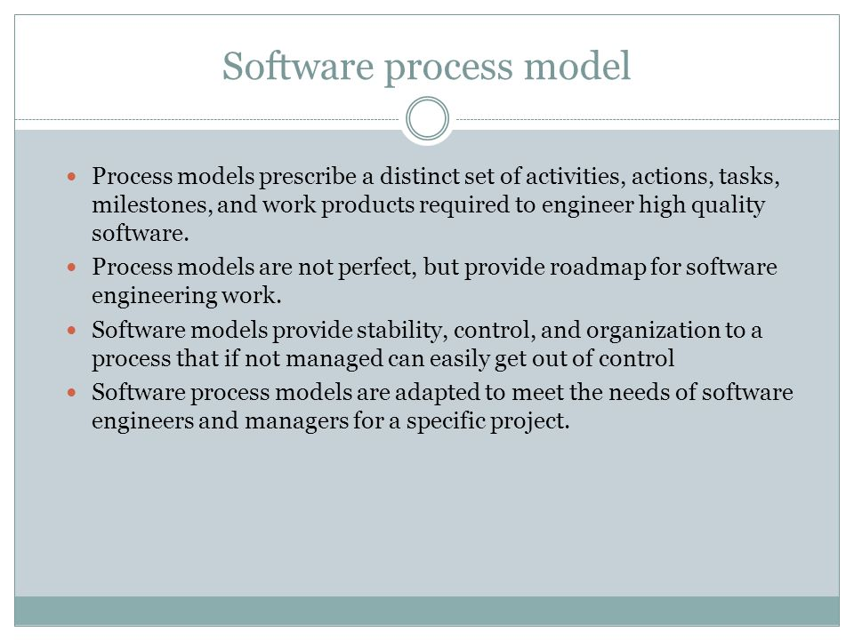 Build and Fix Model