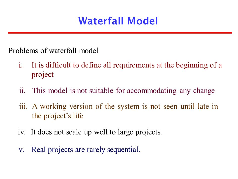Prototyping Model  The prototype may be a usable program but is not suitable as the final software product.