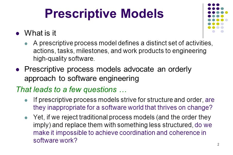 23 The Unified Process (cont.) Phases of UP Inception Identify business requirements, described as use-cases Propose a rough system architecture Elaboration Refine and expand the preliminary use-cases Expand the architecture to include five different views  Use-case model, analysis model, design model, implementation model, deployment model