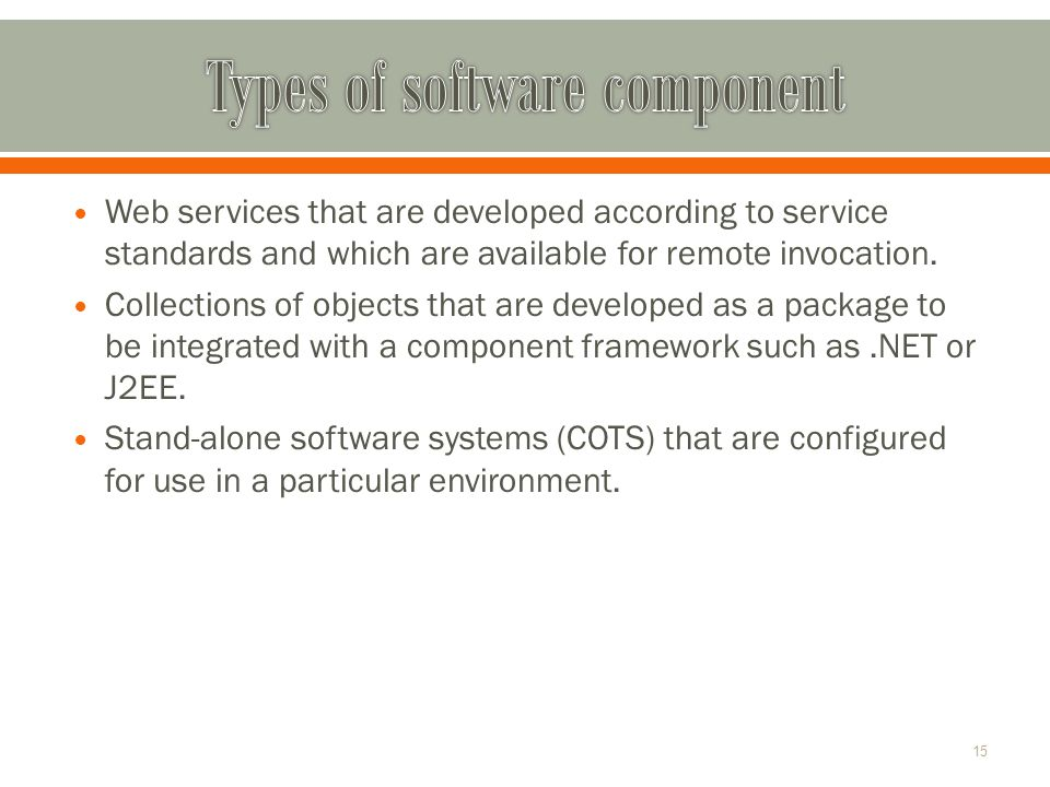 Web services that are developed according to service standards and which are available for remote invocation.