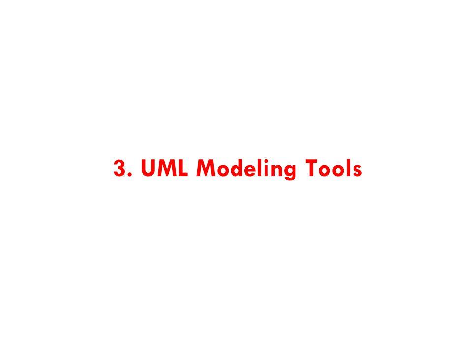3. UML Modeling Tools