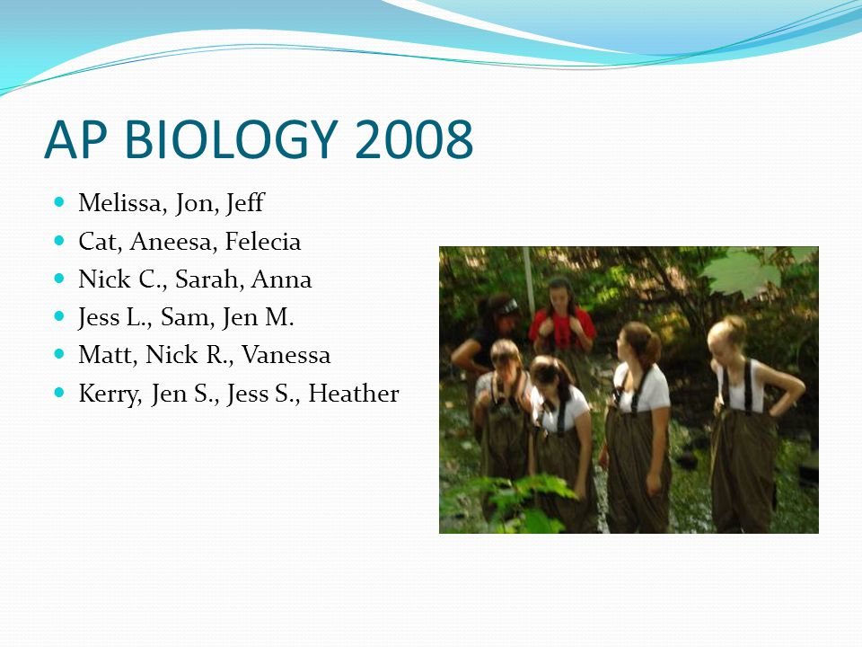 Melissa, Jon, Jeff Cat, Aneesa, Felecia Nick C., Sarah, Anna Jess L., Sam, Jen M.