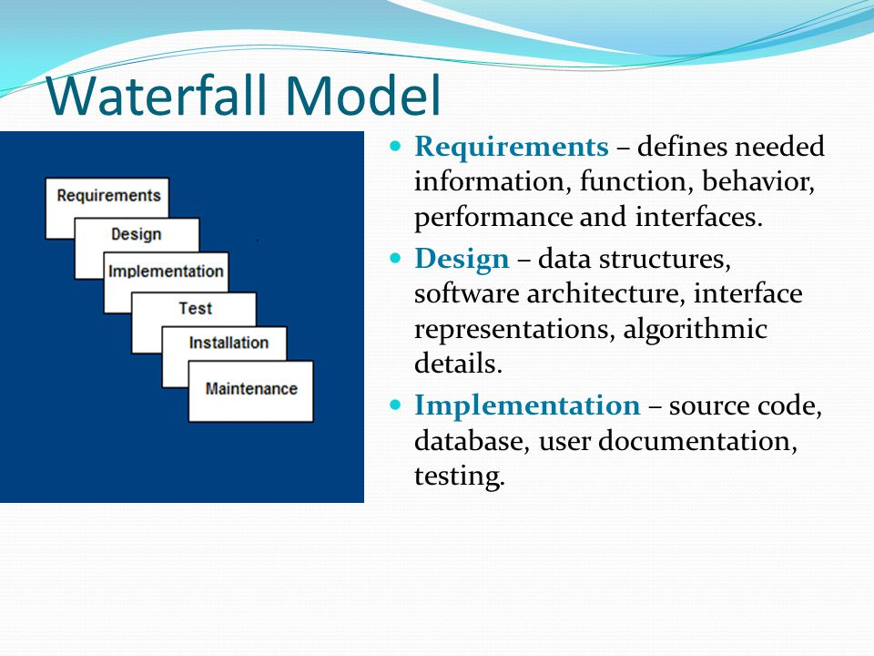 Prototyping Steps A preliminary project plan is developed An partial high-level paper model is created The model is source for a partial requirements specification A prototype is built with basic and critical functions The designer builds the database user interface algorithmic functions The designer demonstrates the prototype, the user evaluates for problems and suggests improvements.