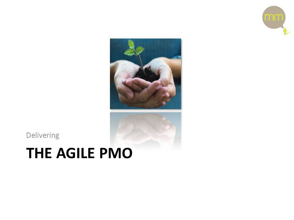 THE AGILE PMO Delivering