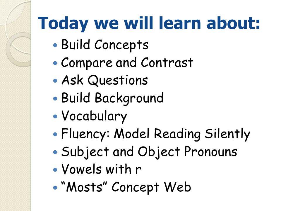 Subject and Object Pronouns Subject and Object Pronouns Choose the correct pronoun for each sentence.