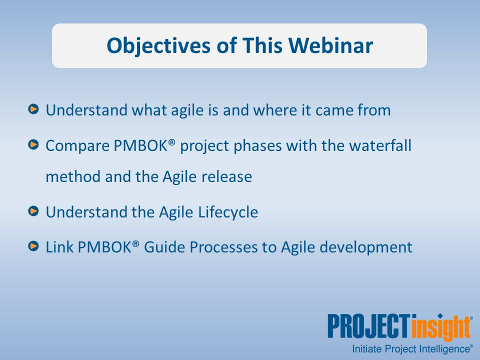 Section 1: Agile Overview What is agile.