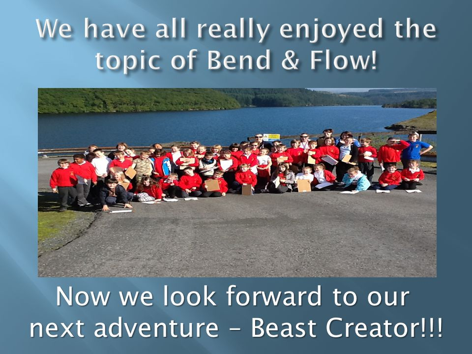 Now we look forward to our next adventure – Beast Creator!!! next adventure – Beast Creator!!!