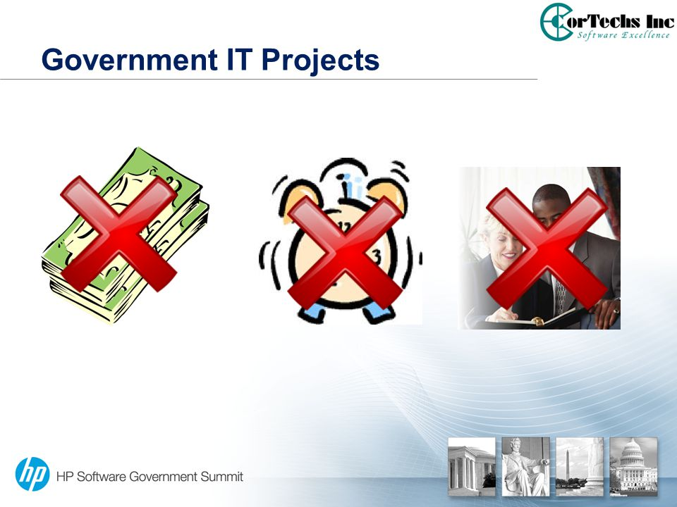 Government IT Projects
