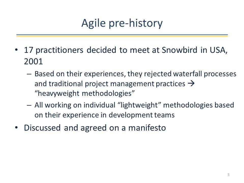 Agile practices 16