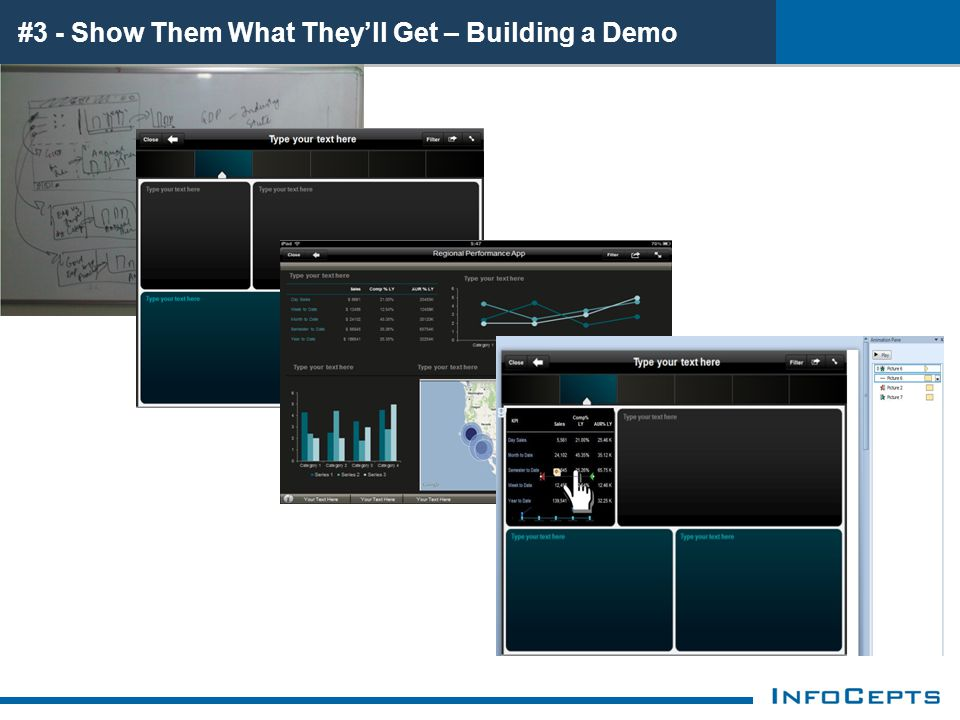 #3 - Show Them What They'll Get – Building a Demo
