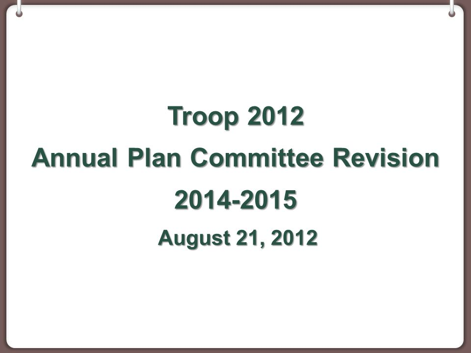 Agenda 1.Scribe - Give meeting minutes to Ms.