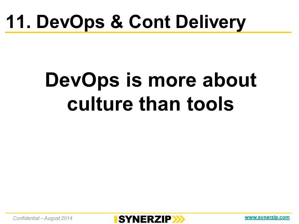 www.synerzip.com 10. Value Team vs.