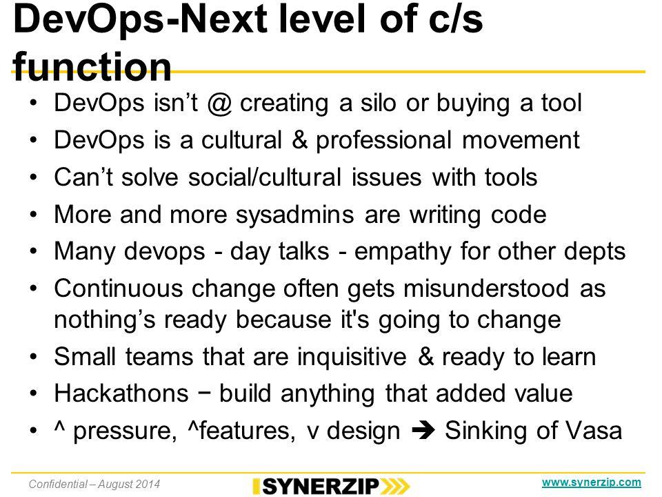 www.synerzip.com 11.