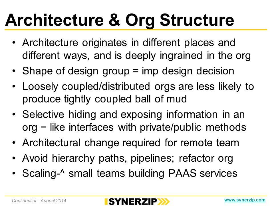 www.synerzip.com 13.