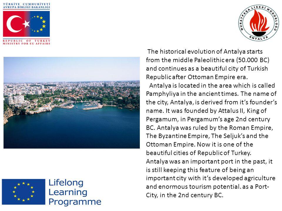 Antalya Habitants: 1.978.333
