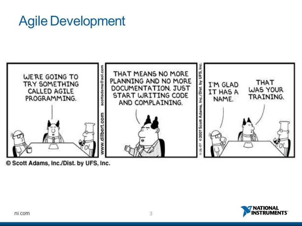 3 ni.com Agile Development