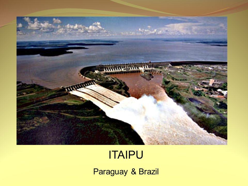 ITAIPU Paraguay & Brazil