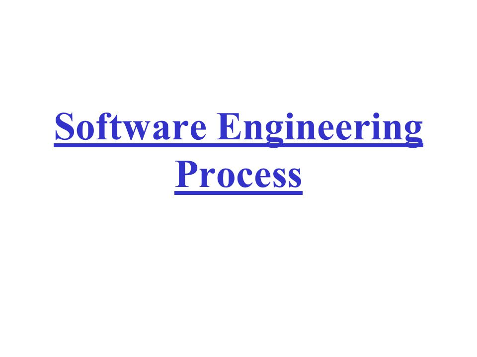 Outline [Chapter 2 of UPEDU text plus slides] Understanding the Development and Evolution of Software Defining the Software Life cycle and the Software Process Defining Elements of the Software Process Integrating the Software Life Cycle and the Software Process Customizing the Software Process Summary