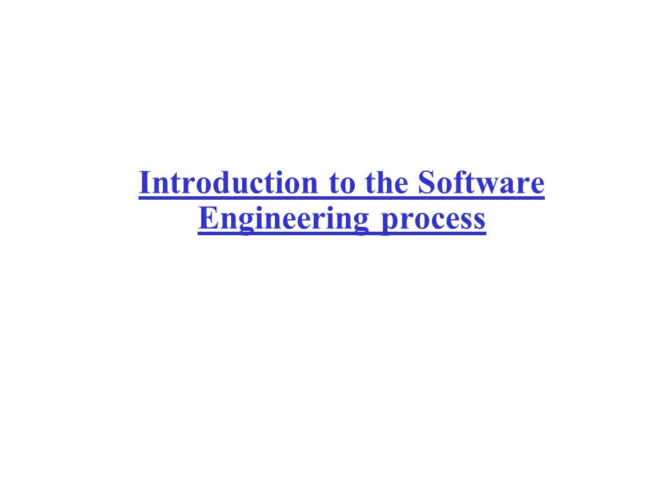 The Waterfall Model Requirements analysis Design Implementation Integration Produces … specification (text)...