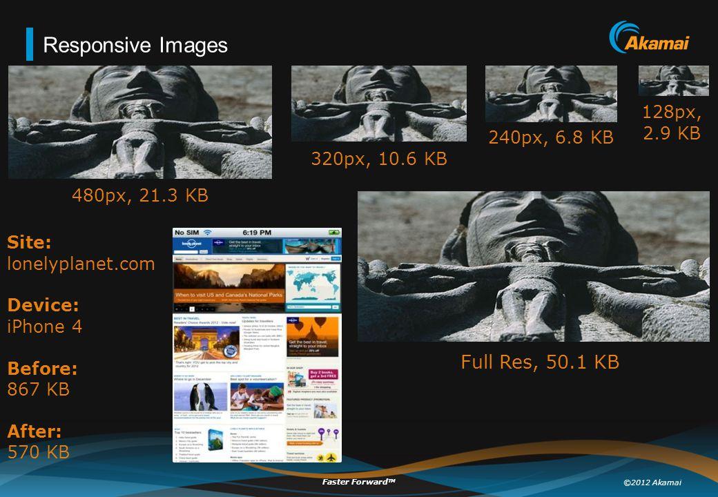©2012 Akamai Faster Forward TM Responsive Images 128px, 2.9 KB 240px, 6.8 KB 320px, 10.6 KB 480px, 21.3 KB Full Res, 50.1 KB Site: lonelyplanet.com De
